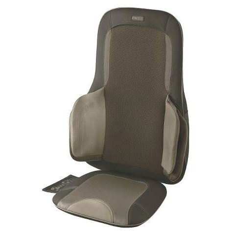 HoMedics® Air Compression + Shiatsu Massage Cushion