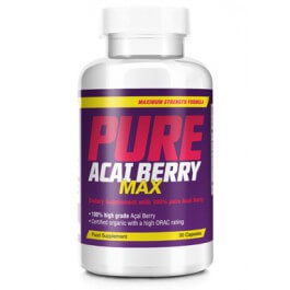Pure Acai Berry™ All-In-One Weight Loss Solution