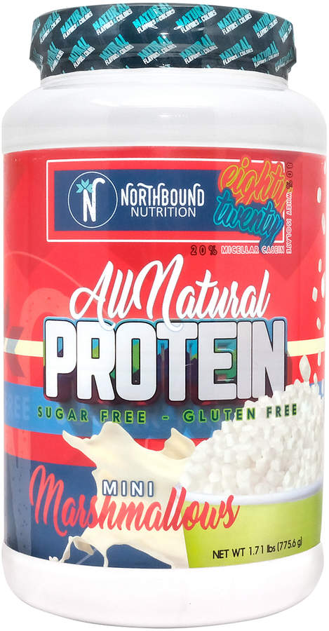 Mini Marshmallows 80/20 Protein Powder
