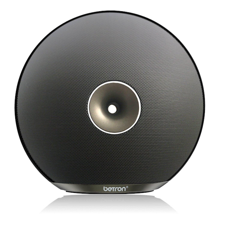 71a09daa16ee75 Betron XR77 Bluetooth speaker, Portable, Wireless, Stylish, Loud,  Rechargeable – Black