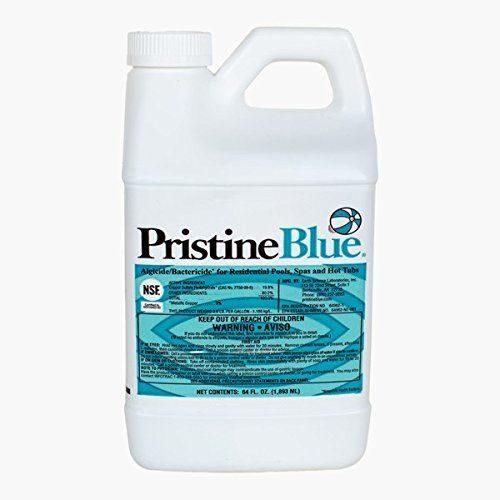 Ekologiškas Baseino Algicidas/Baktericidas Pristine Blue 1892ml