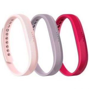 Fitbit Flex 2 3-Pack Accessory Bands