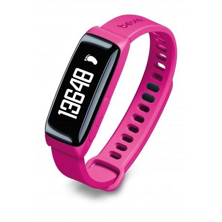 Beurer Žingsniamatis - aktyvumo sensorius Beurer AS81 pink