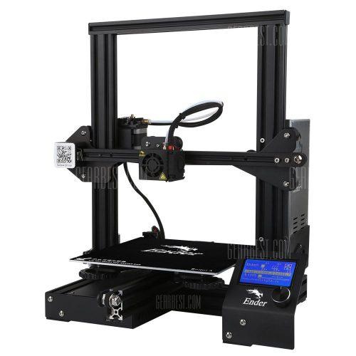 3D Printeris Creality3D Ender - 3