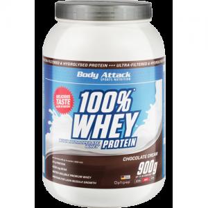 Whey 100% Protein 900g