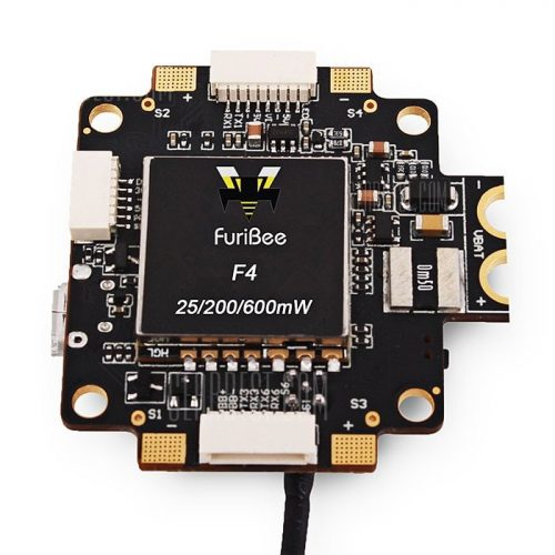F4 V5 PRO Skrydžio Kontroleris su OSD - COLORMIX