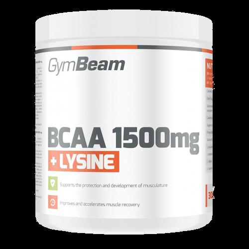 GymBeam BCAA + Lysine 300 tabl.