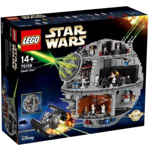 Lego StarWarsTM Death Star