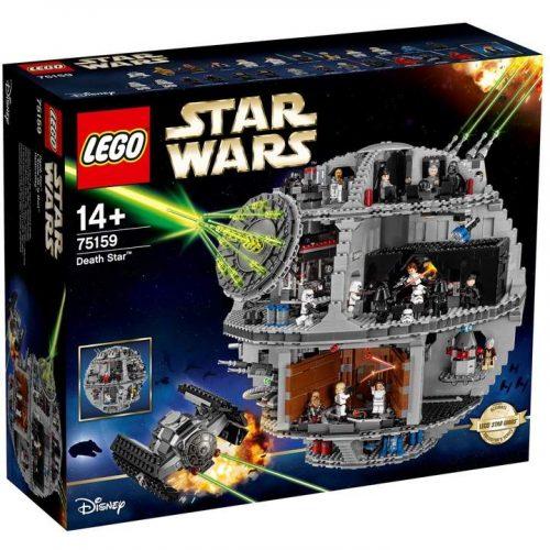 Lego StarWarsTM Death Star