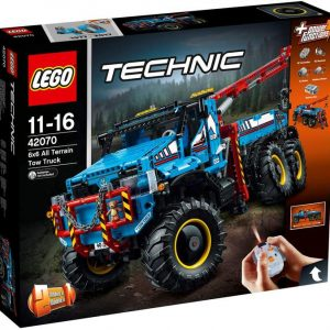 Lego Technic 6x6 All Terrain Tow Truck