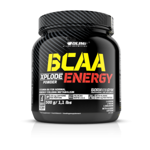 Olimp BCAA Xplode Energy 500g