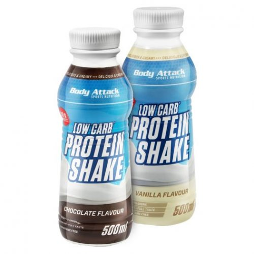 RTD Proteinas 500ml