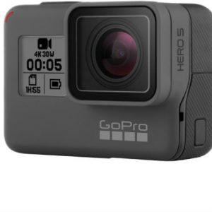 Vaizdo kamera GoPro Hero5 kaina