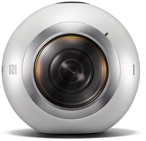 Vaizdo kamera Samsung Gear 360