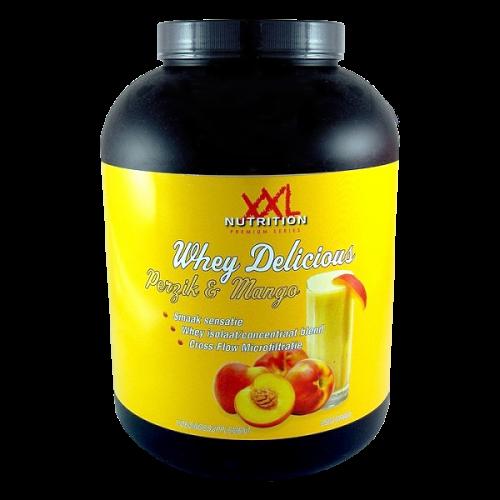 Proteinas XXL Nutrition Whey Delicious 2500 g