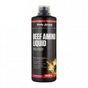 Body Attack Beef Amino Liquid
