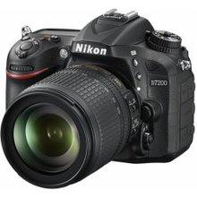 Fotoaparatas NIKON D7200