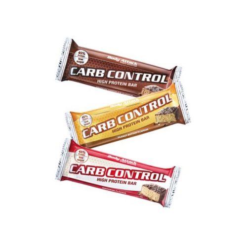 Proteino batonėlis Carb Control 100g.