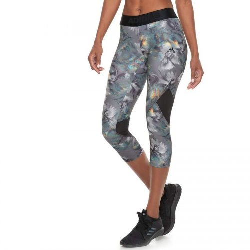 Adidas Women's adidas Alphaskin Sport Capri Leggings