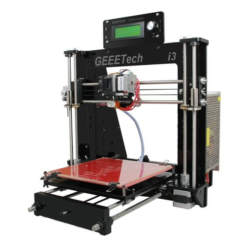 3D Printeris Geeetech® Acrylic Prusa I3 Pro B