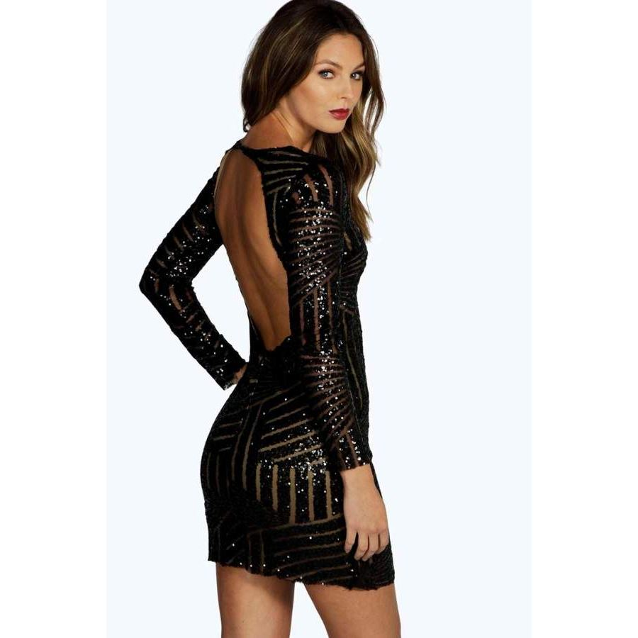 Bodycon Dresses in Boutiques