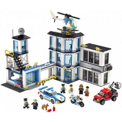 Konstruktorius LEGO City, Policijos nuovada 60141