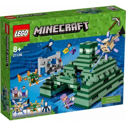 21136 LEGO® Minecraft Vandenyno monumentas