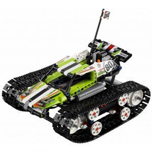 Konstruktorius LEGO Technic, Nuotoliniu būdu valdomas tankas 42065