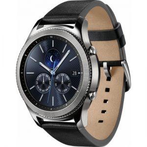 Išmanusis laikrodis SAMSUNG Gear S3 Black R770