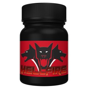 CERBERUS Strength HELLFIRE Smelling Salts (Ammonium Carbonate) 2oz