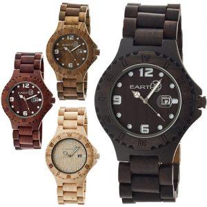 Earth Wood Raywood Bracelet Watch